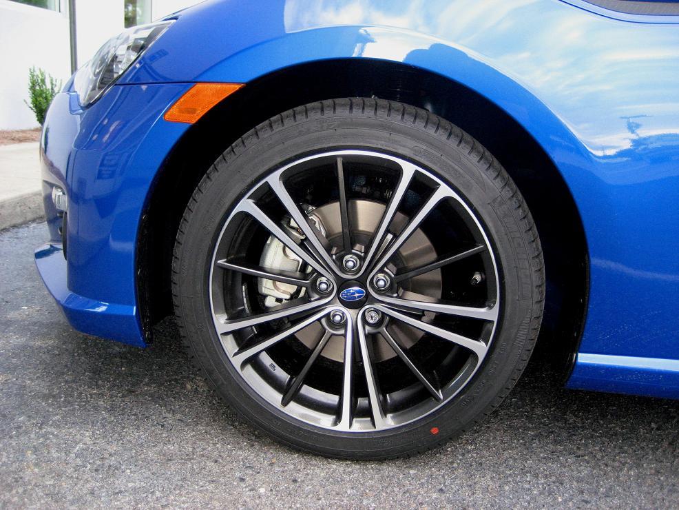 Subaru Brz Impressions Fluxauto