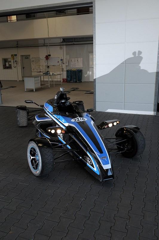 Formula Ford Ecoboost Fluxauto