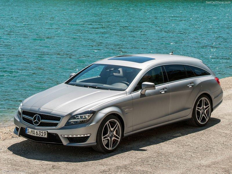 Mercedes benz cls 63 amg shooting brake chris harris for Mercedes benz cls station wagon