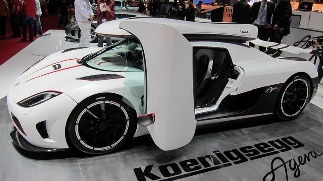 2013 Koenigsegg Agera R Car And Driver Abroad Fluxauto