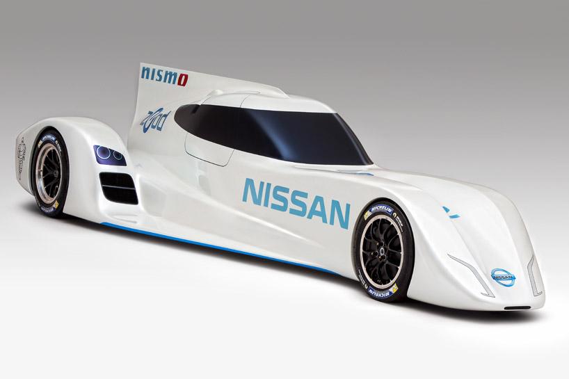 Nissan ZEOD RC via DesignBoom.com