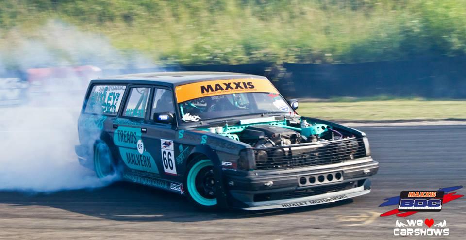 Huxley Volvo